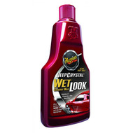MEGUIAR'S DEEP CRYSTAL WET LOOK CLEANER WAX