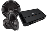 ROCKFORD FOSGATE PUNCH PACK 7 PACKAGE DEAL