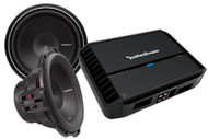 Rockford Fosgate Punch Pack 8 Package Deal