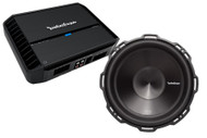 ROCKFORD FOSGATE PUNCH PACK 9 PACKAGE DEAL