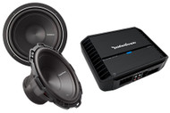 ROCKFORD FOSGATE PUNCH PACK 10 PACKAGE DEAL