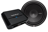 ROCKFORD FOSGATE PUNCH PACK 12 PACKAGE DEAL