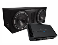 Rockford Fosgate Punch Pack 13 Package Deal