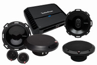 ROCKFORD FOSGATE PUNCH PACK 2 PACKAGE DEAL