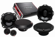 ROCKFORD FOSGATE PUNCH PACK 3 PACKAGE DEAL