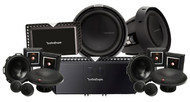 ROCKFORD FOSGATE POWER SYSTEM 1 PACKAGE DEAL
