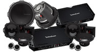 Rockford Fosgate Power System 2 Package Deal