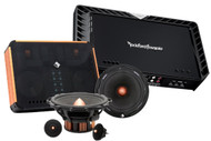 Rockford Fosgate Power Pack 1 Package Deal