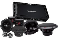 ROCKFORD FOSGATE POWER PACK 2 PACKAGE DEAL