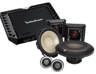 Rockford Fosgate Power Pack 4 Package Deal