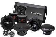 Rockford Fosgate Power Pack 5 Package Deal