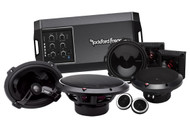 Rockford Fosgate Power Pack 6 Package Deal