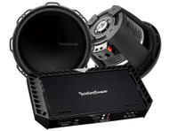 Rockford Fosgate Power Pack 8 Package Deal