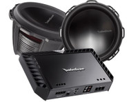 ROCKFORD FOSGATE POWER PACK 9 PACKAGE DEAL