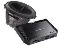Rockford Fosgate Power Pack 10 Package Deal