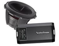 ROCKFORD FOSGATE POWER PACK 12 PACKAGE DEAL