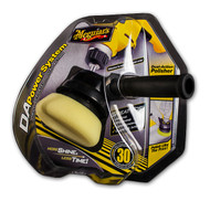 MEGUIAR'S DA POWER SYSTEM DUAL ACTION DRILL ACTIVATED POLISHER
