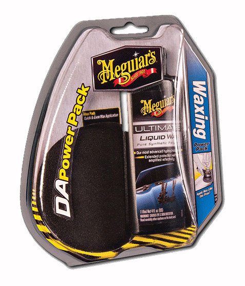 MEGUIAR'S DA POWER SYSTEM ULTIMATE WAX PACK - Frankies Auto