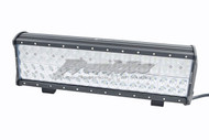 VILLAIN LIGHTING 438MM 216 WATT 4 ROW LED LIGHT BAR VIL-438LB-216