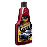 MEGUIAR'S CLEAR COAT SAFE POLISHING COMPOUND 473ML