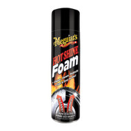 MEGUIAR'S HOT SHINE FOAM AEROSOL 538G