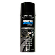 DESIGNER WRAPS SPRAY - MATTE BLACK 300G