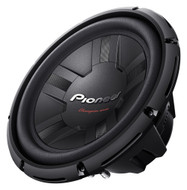 PIONEER TS-W311S4 12 INCH 4Ω ENCLOSURE-TYPE SINGLE VOICE COIL SUBWOOFER 1400W