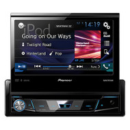 PIONEER AVH-X7850BT IN-DASH SINGLE DIN 7 INCH MULTIMEDIA RECEIVER W/ IPHONE AND ANDROID CONTROL