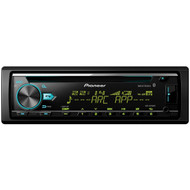 PIONEER DEH-X7850BT SINGLE DIN CD TUNER W/BLUETOOTH AND SMARTPHONE DIRECT CONTROL