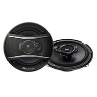 PIONEER TS-A1676S 6.5 INCH 3-WAY COAXIAL SPEAKERS 320W