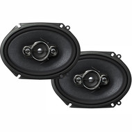 PIONEER TS-A6886R 6 X 8 INCH 4-WAY COAXIAL SPEAKERS 350W