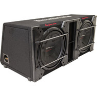 PIONEER 311S4DB DUAL 12 INCH SUBWOOFER BOX ENCLOSURE 800W