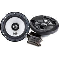"JVC CS-AR650 Arsenal Series 6.5"" 180W 2-Way Coaxial Speakers"