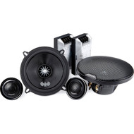 JVC CS-ARS500 ARSENAL SERIES 5.25 INCH 2-WAY COMPONENT SPEAKER SYSTEM 210W