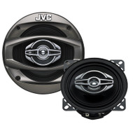 "JVC CS-HX438 HX Series 4"" 3-Way Coaxial Speakers 160W"