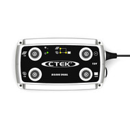CTEK D250S 12 VOLT 20A DUAL BATTERY CHARGER