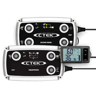 CTEK OFF ROAD 12 VOLT 100A BATTERY CHARGING SYSTEM W/ MONITOR