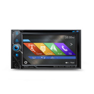 Clarion NX606AU 2-DIN 6 Inch DVD Multimedia Station W/ Navigation