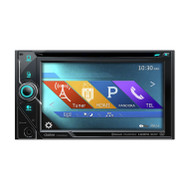 CLARION VX406AU 6 INCH TOUCHSCREEN MULTIMEDIA RECEIVER W/ BLUETOOTH
