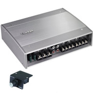 CLARION XC6420 4 CHANNEL CLASS D AMPLIFIER WITH BASS CONTROL 600W
