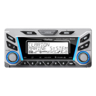 CLARION M606 MECHLESS MARINE MULTIMEDIA RECEIVER W/ BLUETOOTH USB