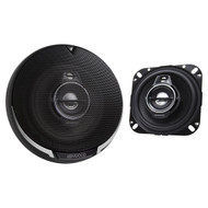"Kenwood KFC-PS1095 4"" 220W Performance Series 3-Way Coaxial Car Speakers"