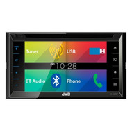 "JVC KW-V320BT 6.8"" TOUCHSCREEN MULTIMEDIA HEAD UNIT W/ BLUETOOTH & SMARTPHONE CONTROL"