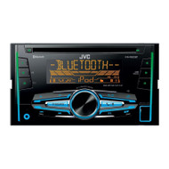 JVC KW-R920BT CD/MP3 HEAD UNIT W/ BLUETOOTH USB & ANDROID CONNECT