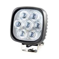 Thunder TDR08105 35W 7 LED Square Work Light