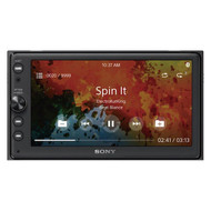 "SONY XAV-AX100 6.4""TOUCHSCREEN MEDIA RECEIVER WITH APPLE CARPLAY & ANDROID AUTO"