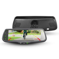 "Parkmate RVM-073A 7.3"" Super-Wide LCD Rear View Mirror Monitor"