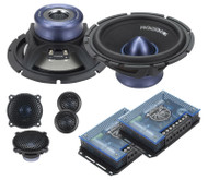 Soundstream RF3.6C 3-Way Reference Series Components