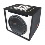 "PHOENIX GOLD 12"" RX SERIES SUBWOOFER ENCLOSURE 'THE ONE' ONE-RX112"