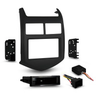 Stinger MT99-3012G-LC Single/Double DIN Radio Fascia Kit to Suit Holden Barina 2012-2016